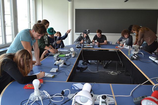 bluecamp - Workshops für motivierte Lehrlinge