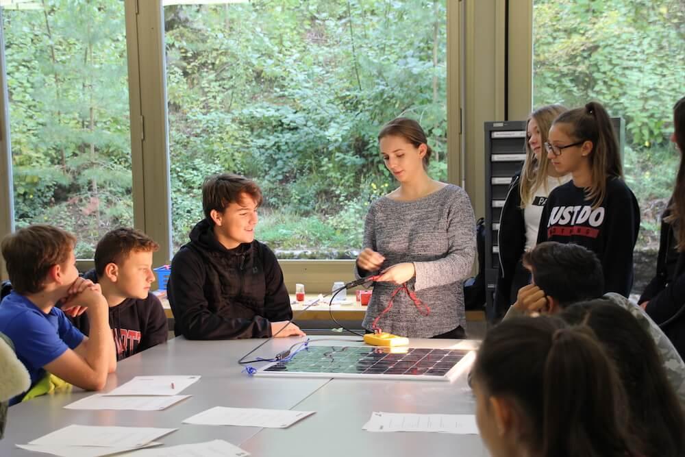 Klimaschule - Klimaschutz und Nachhaltigkeit