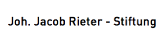 Joh Jacob Rieter Stiftung